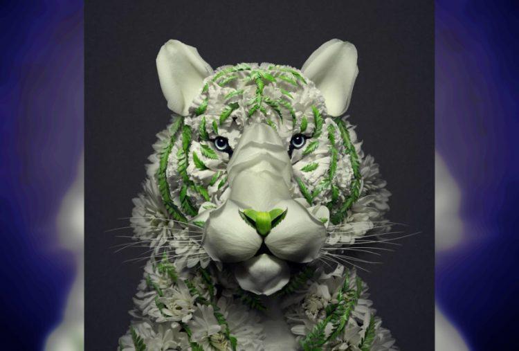 животные из природных материалов