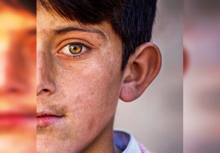 30 невероятных снимков, где главную роль играют глаза