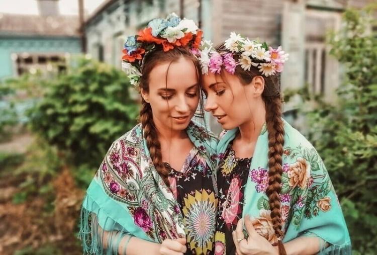 Сельские красавицы, 30 прекрасных снимков