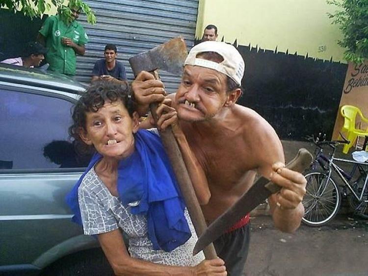 Самые смешные люди в мире: 50 фото