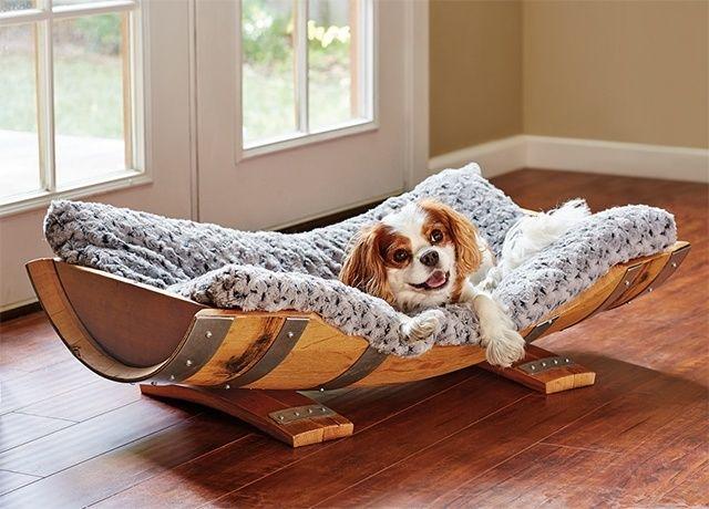 30 оригинальных кроватей для ваших питомцев