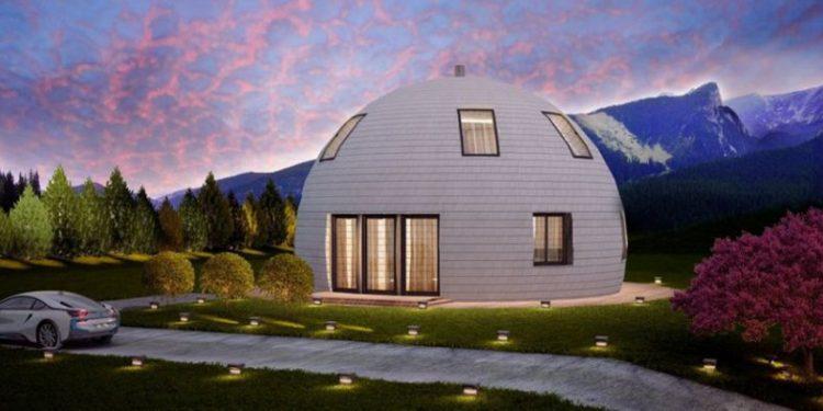 Уникальные фотографии, показывающие, как будут выглядеть дома будущего
