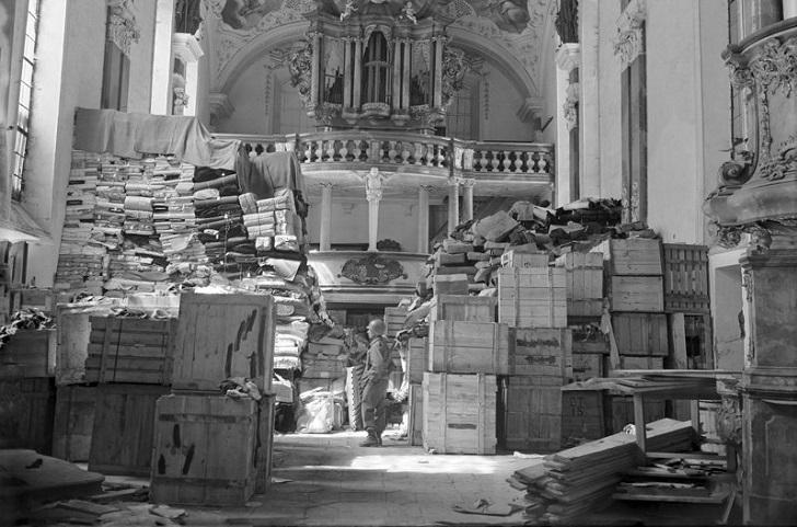 60 интересных исторических фотографий
