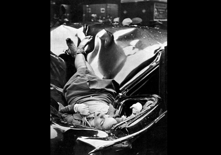 23 years old Evelyn McHale
