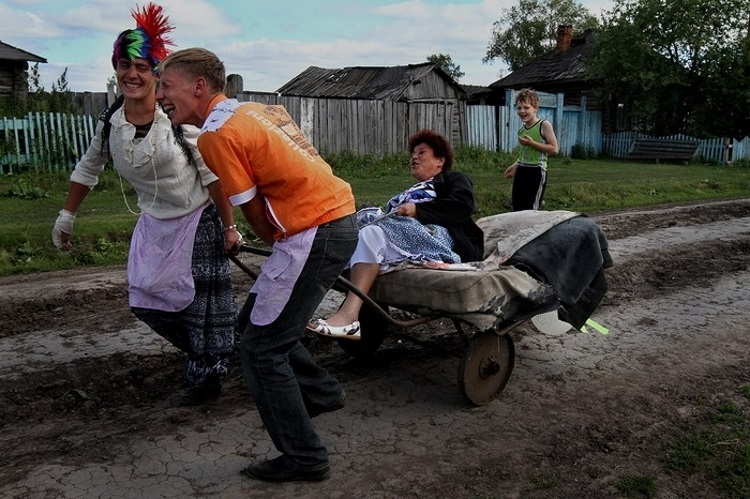 Фото, смешные деревенские картинки