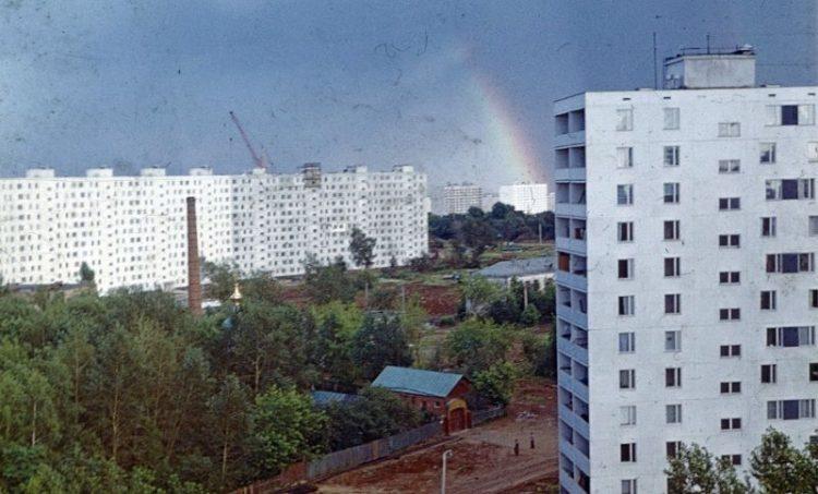 I Moskva kogda-to byla bol'shoy derevney