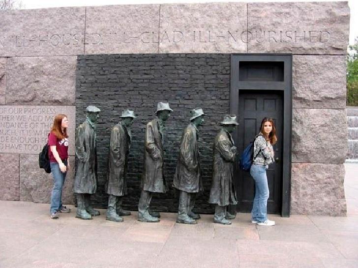 30 самых креативных статуй и скульптур в мире