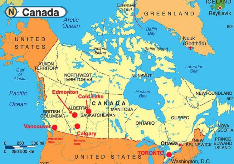 30 неизвестных фактов о Канаде