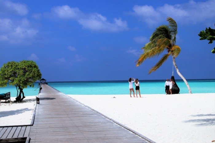 Самые невероятные пляжи мира, 40 фото