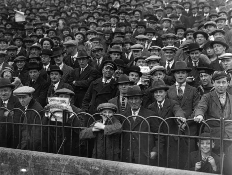 Как выглядел мир 100 лет назад: 60 фото