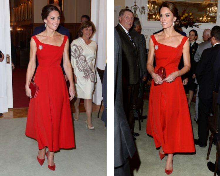 Самые элегантные образы королевской семьи