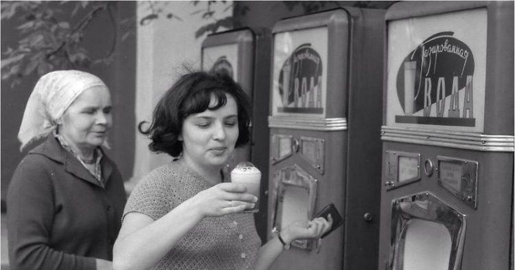 Сладкие напитки родом из СССР: 50 фото