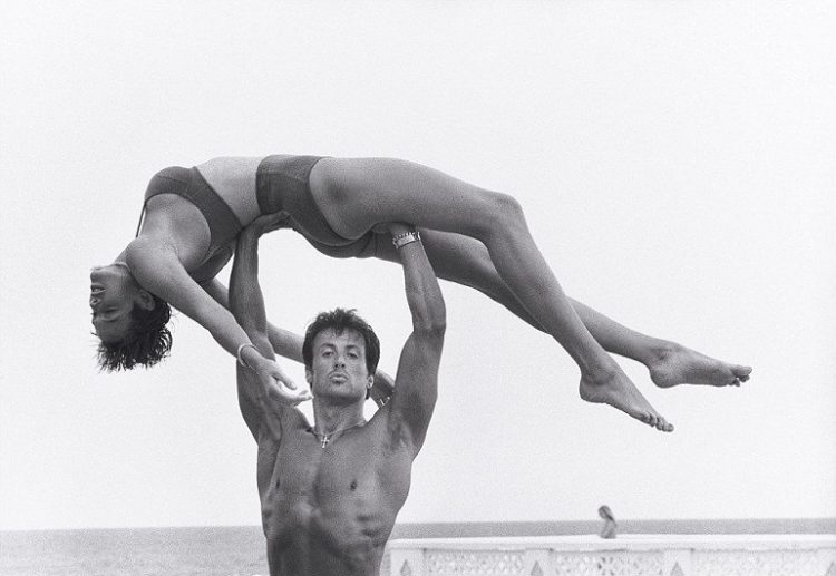 Sylvester Stallone good shape