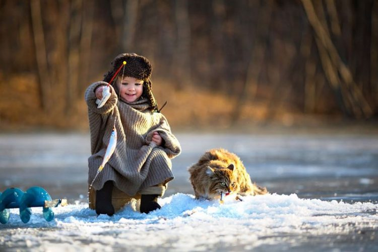 Такое разное детство по всей планете: 35 фото